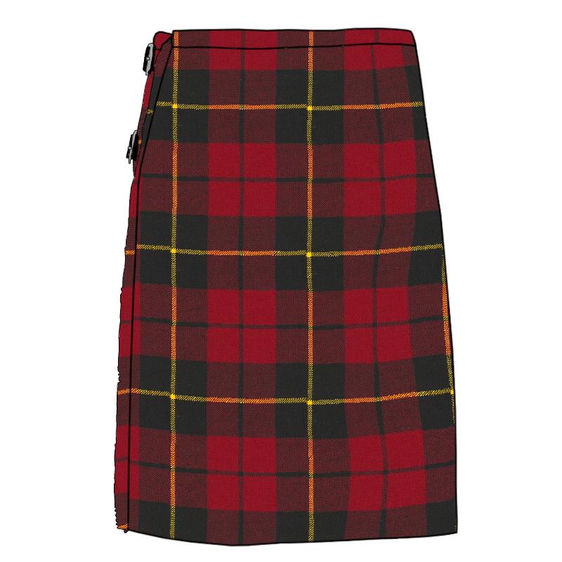 Men's Kilt Outfit: Casual Kilt & Argyll Jacket