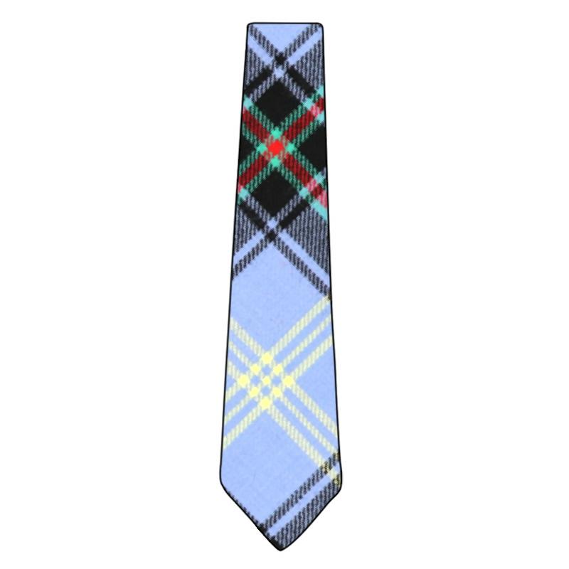 Boy's Wool Tartan Tie