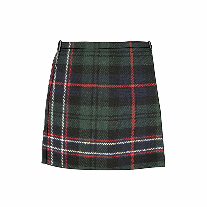 Boy's Machine Washable Tartan Kilt
