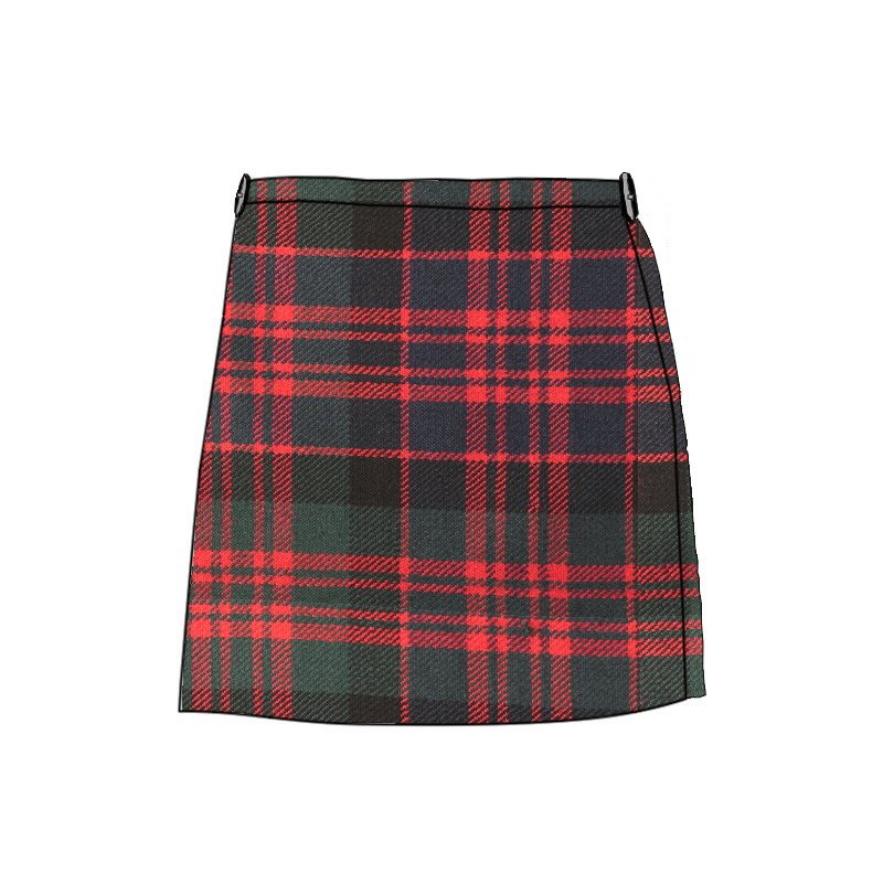 Girl's Polyviscose KiltMade To Order