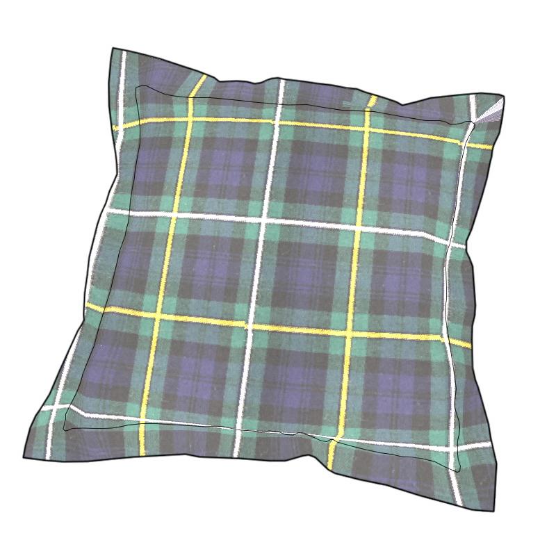 Essential Tartan Cushion Cover