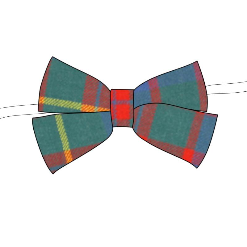 Tartan Bow Decorations