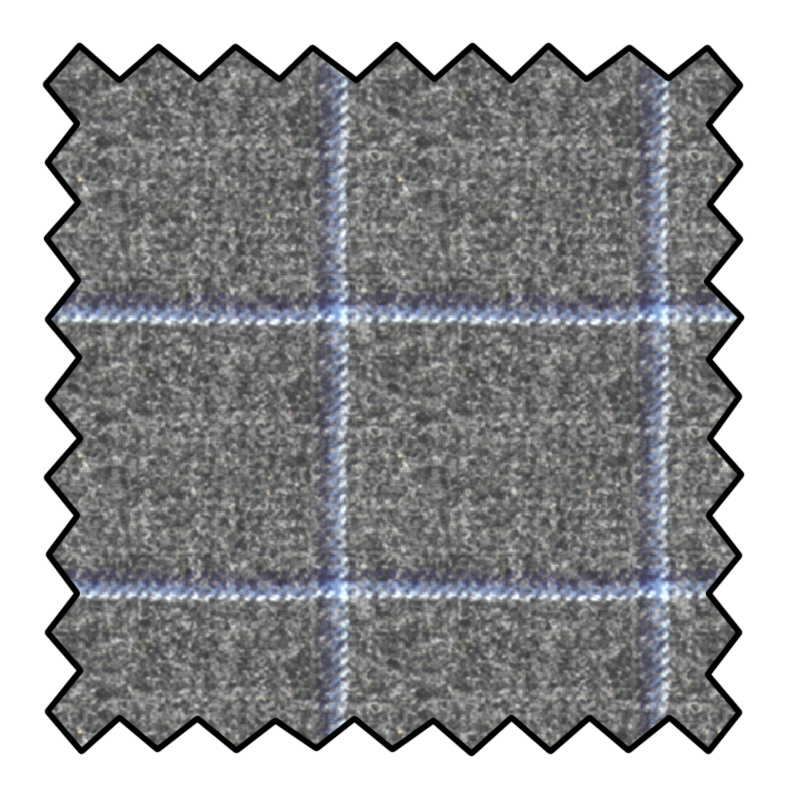 Echantillon de tissu TweedMade To Order