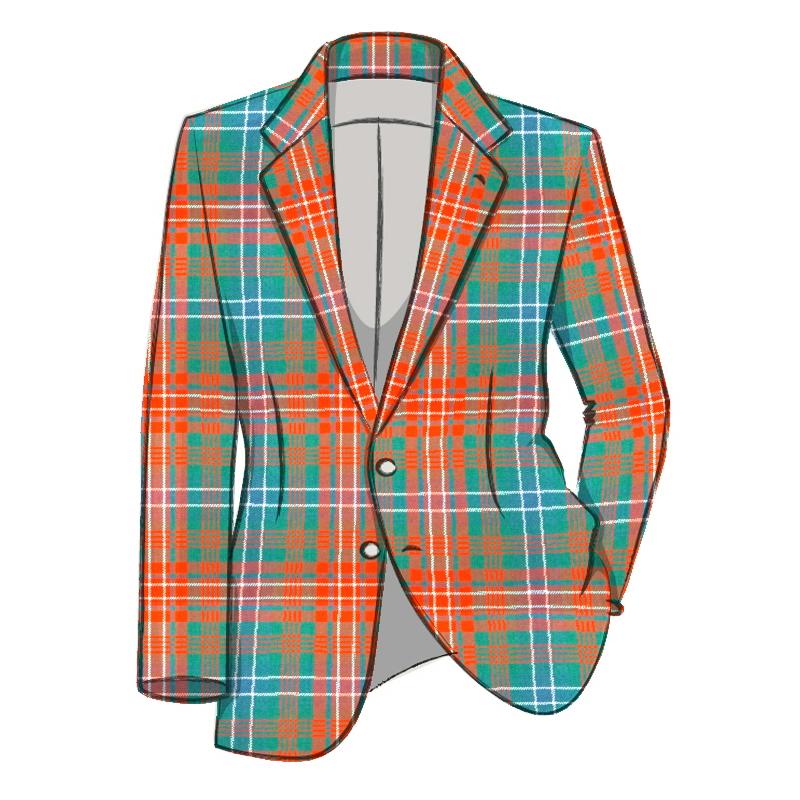 Boy's Tartan Jacket