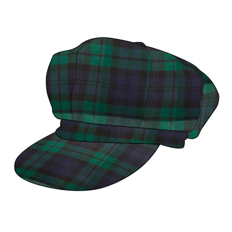 Women's Tartan Cap