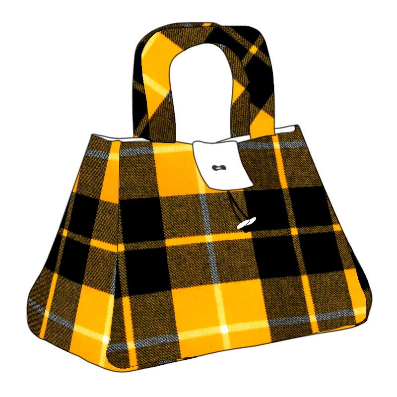 The Muckle Fantoosh Tartan Handbag