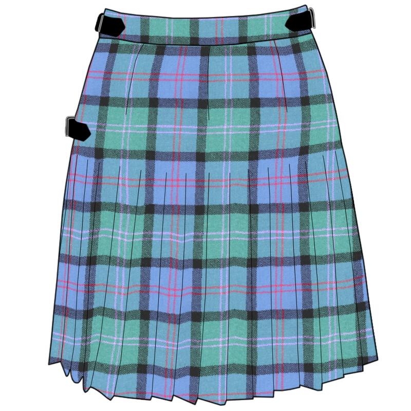 MacThomas Clan Scottish Tartan Multifunctional Headwear Neckwarmer  Bandana