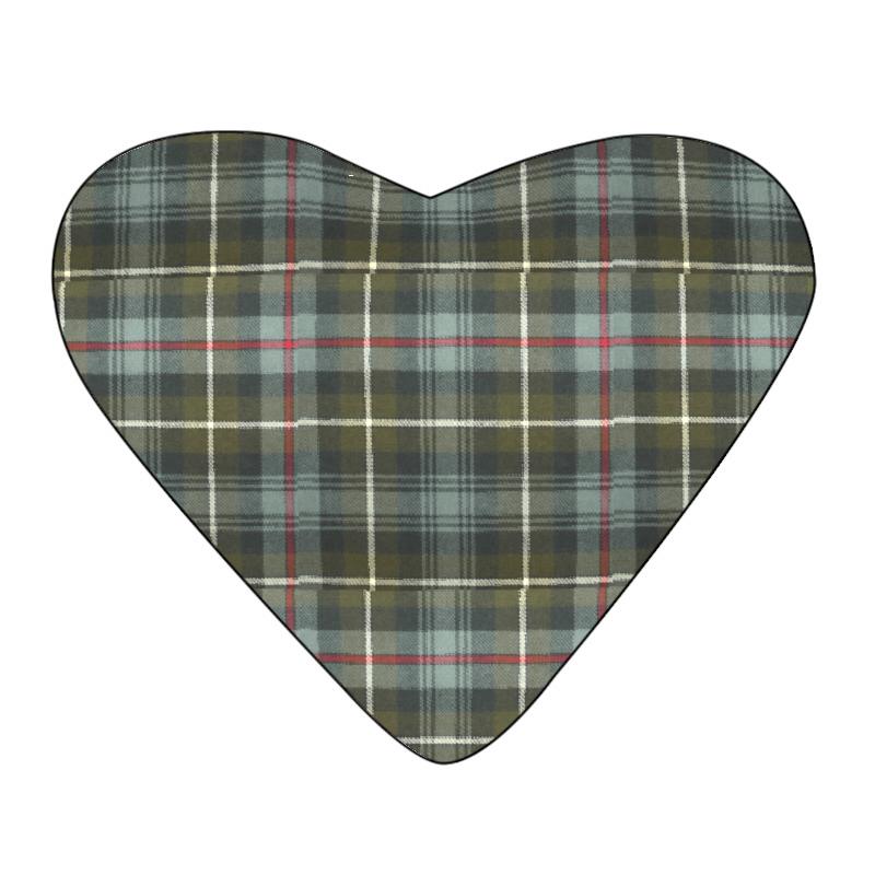 Tartan Heart CushionMade To Order