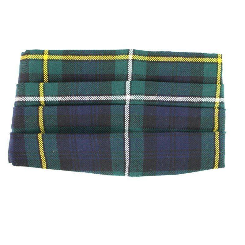 Cummerbund en laine ecossais in Campbell Of Argyll Modern