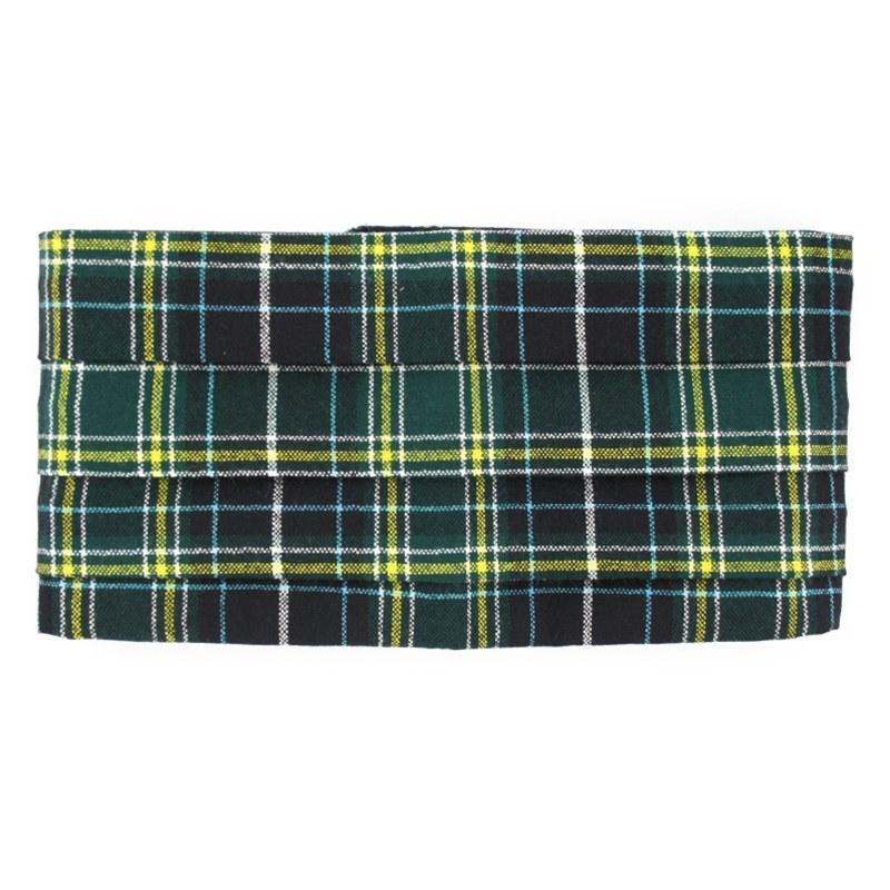 Cummerbund en laine ecossais in MacKellar Modern