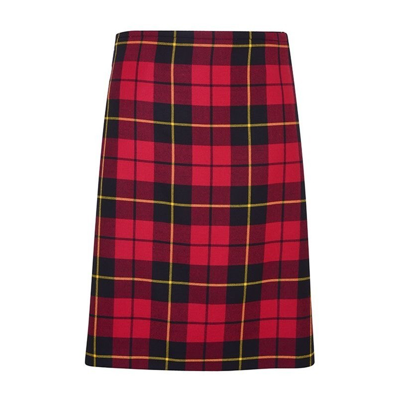 Mens Casual 4 Yard Kilt in Wallace Modern