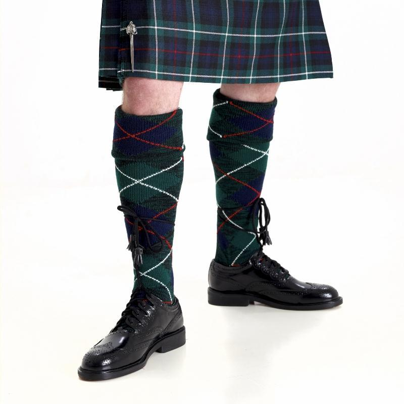 Plaid Kilt Socks/Hose