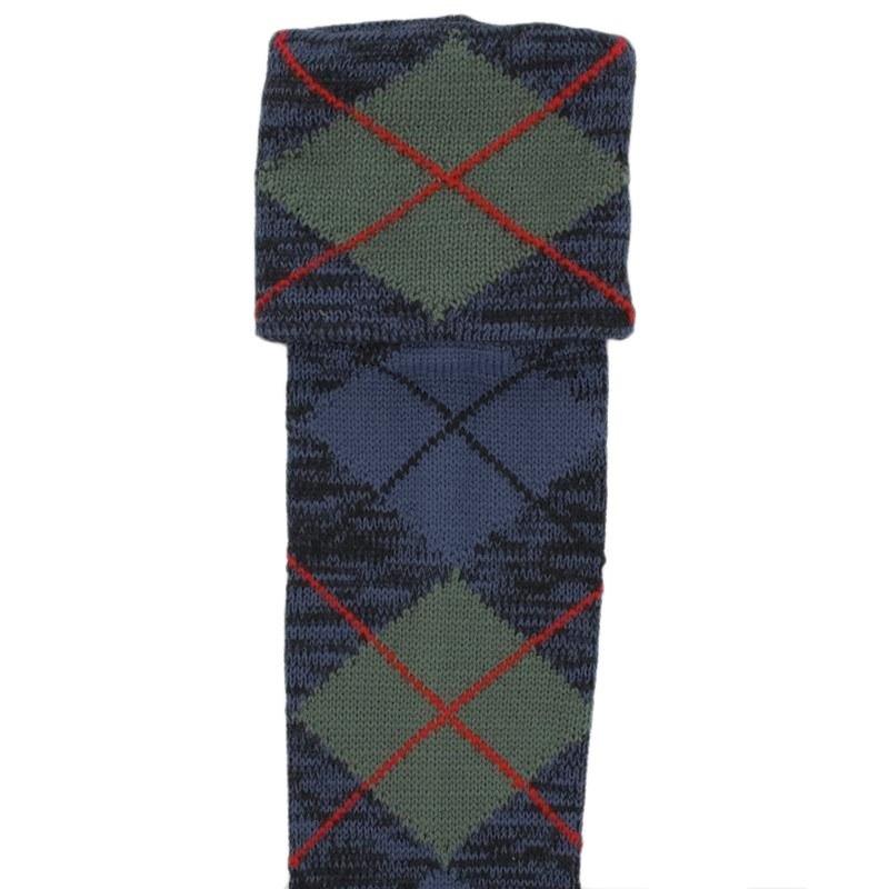 Calcetines Escoces en Tartan in Ancient Scott