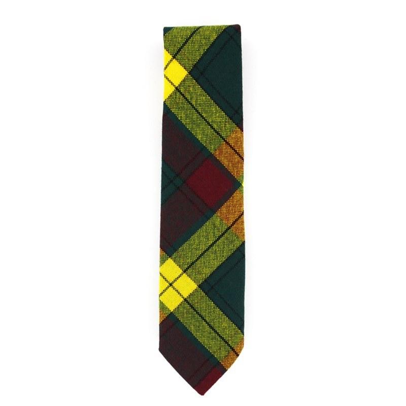 Tartan Krawatte für Jungen aus Wolle in MacMillan Old Modern