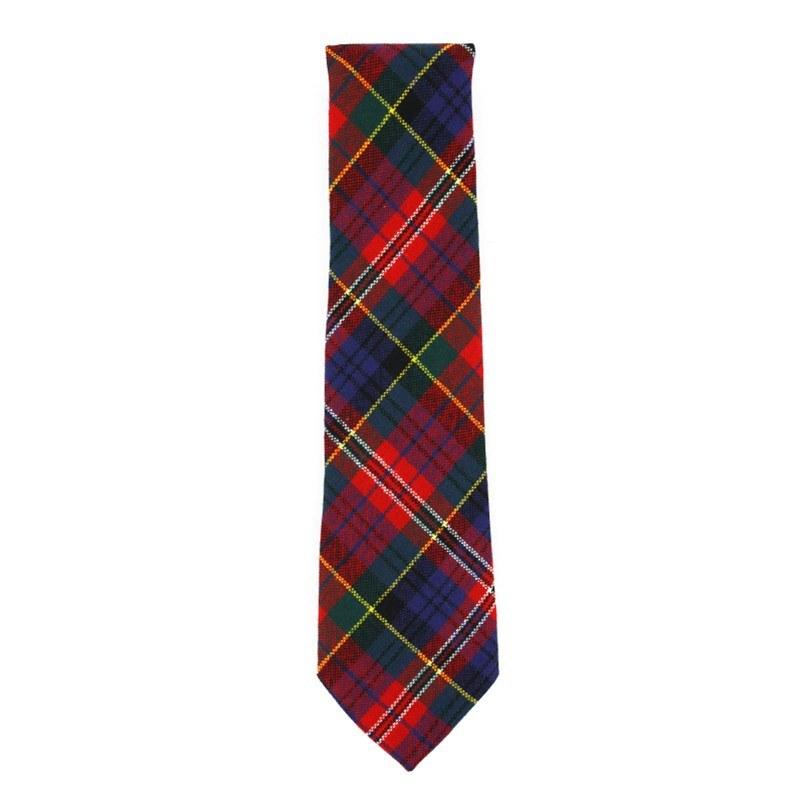 Corbata de Lana para ninos in MacPherson Clan Modern