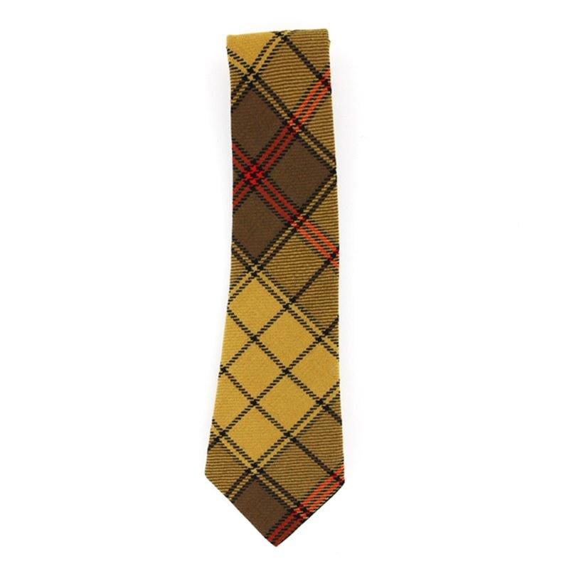 Tartan Krawatte für Jungen aus Wolle in Ulster
