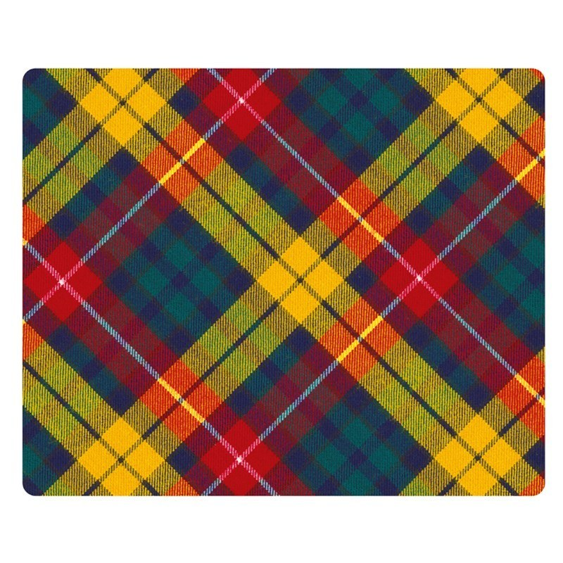 Tartan Tablemats in Buchanan Modern