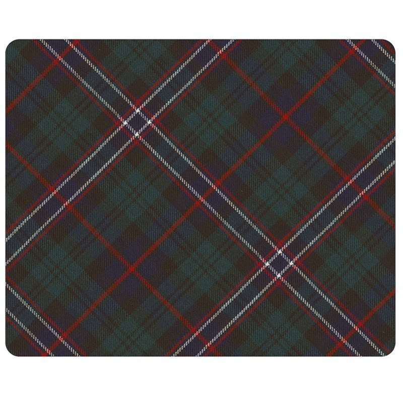 Tartan Platteuntersetzer in Scottish National