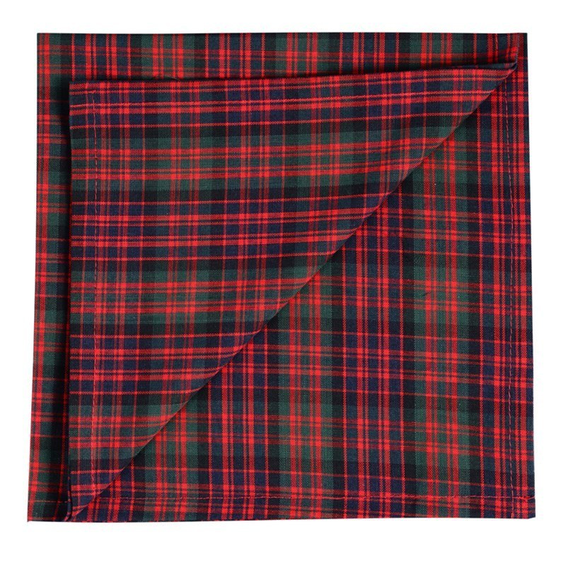 Tartan Servietten  in MacDonald Clan Modern
