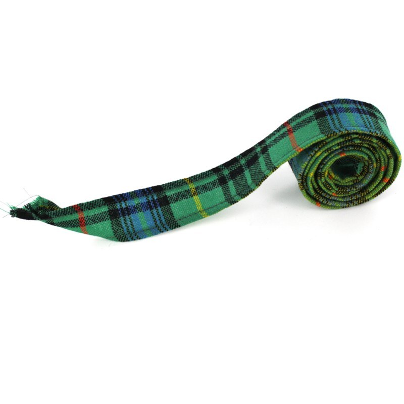 Ribbon in 500 tartans