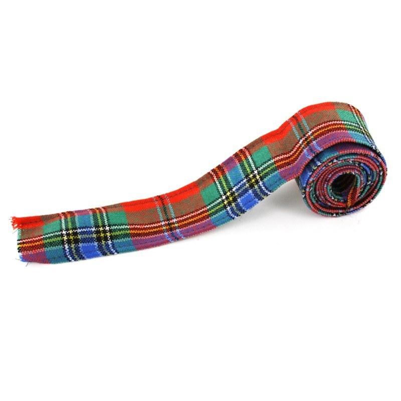 Maclean of Duart tartan ribbon