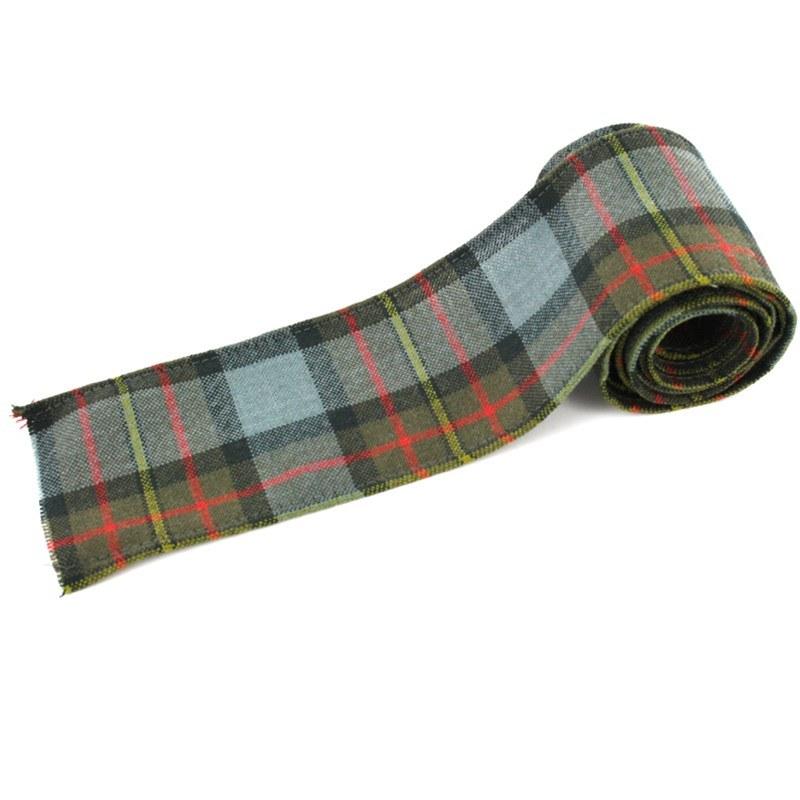 Wide ribbon in 500 tartans
