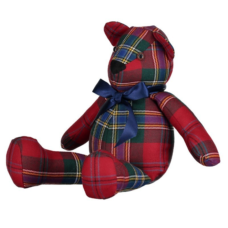 Tartan Ted - Ours Teddy Ecossais
