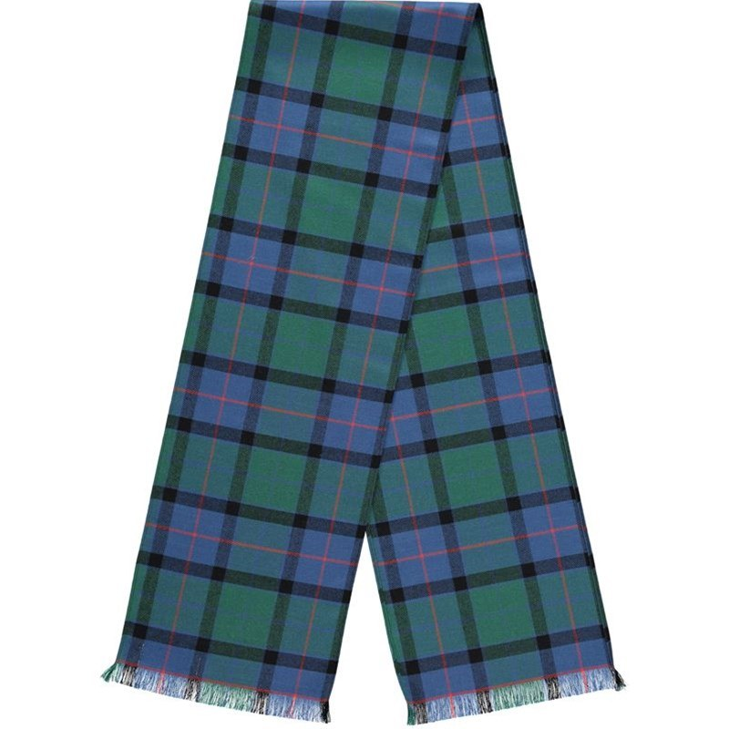 Flower of Scotland Tartan Scarf
