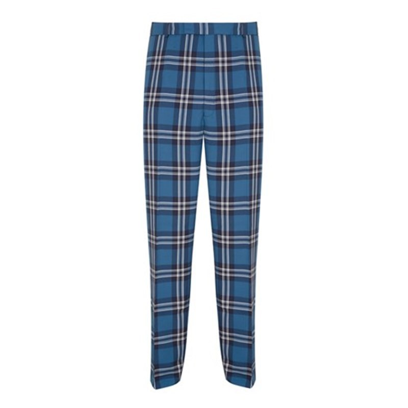 Plaid Golf Pants in Earl Of St Andrews