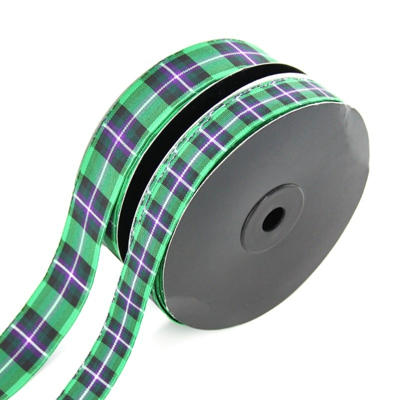Pride of Scotland Tartan Ribbon