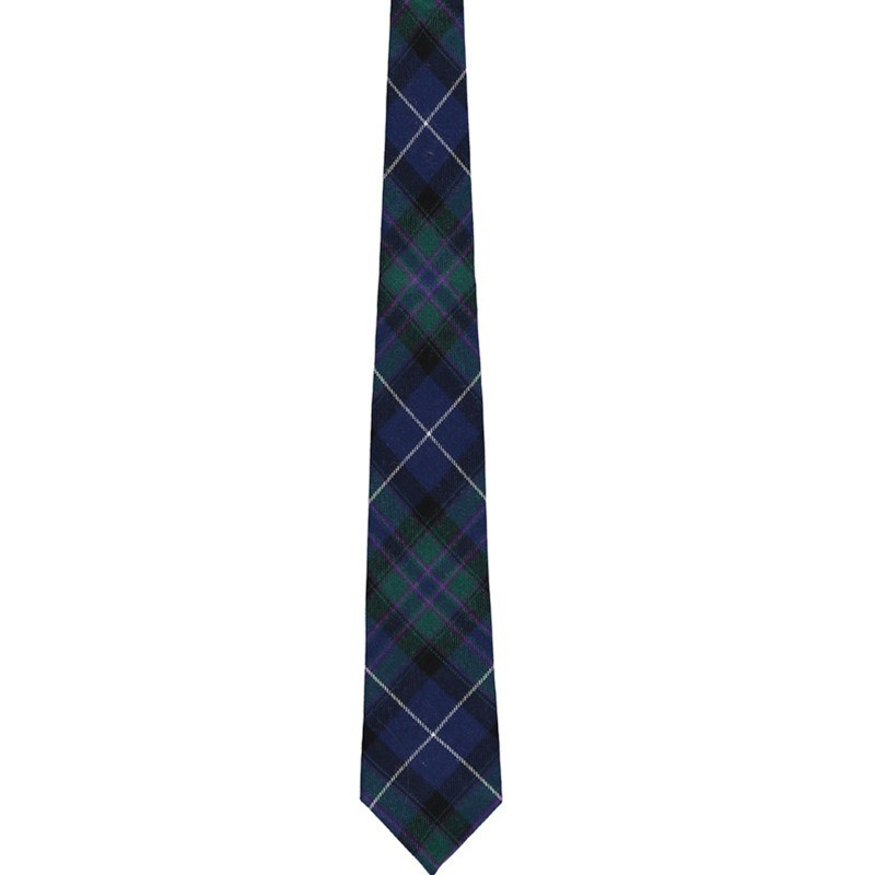 Pride of Scotland Wool Tartan Tie in Pride of Scotland Highland