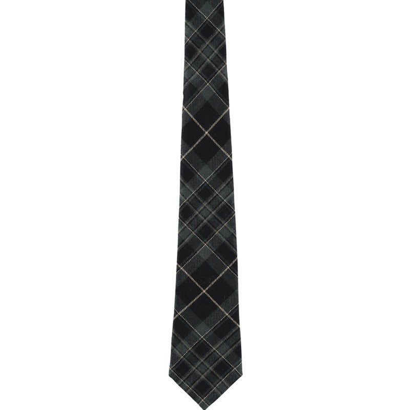 Pride of Scotland Wool Plaid Tie in Pride of Scotland Hunting