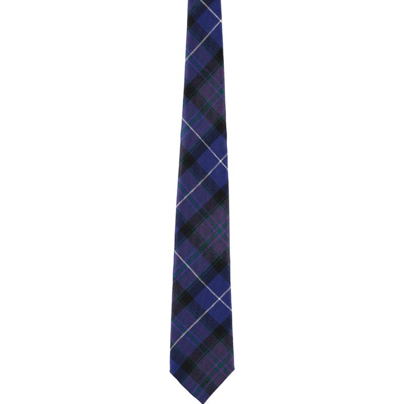 Pride of Scotland Wool Tartan Tie in Pride of Scotland Modern