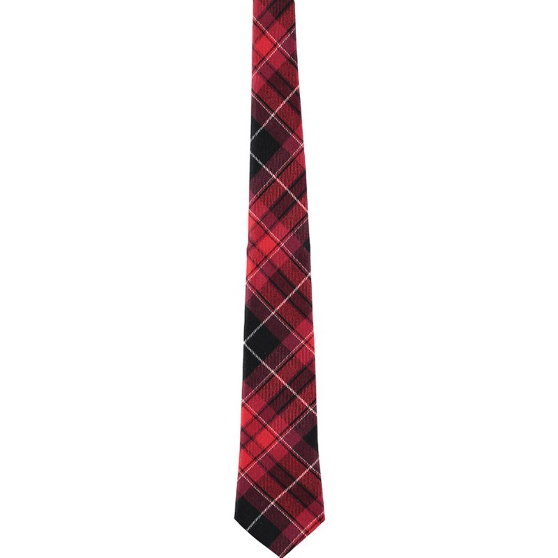 Pride of Scotland Wool Tartan Tie in Pride of Wales