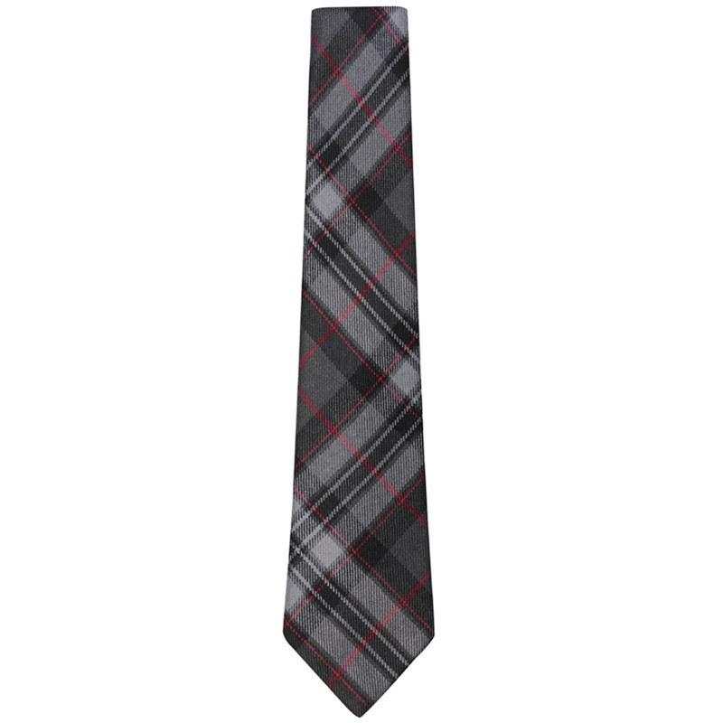 Hs Schottische Krawatte Für Kilt Macgregor Tartan Acryl Wolle //
