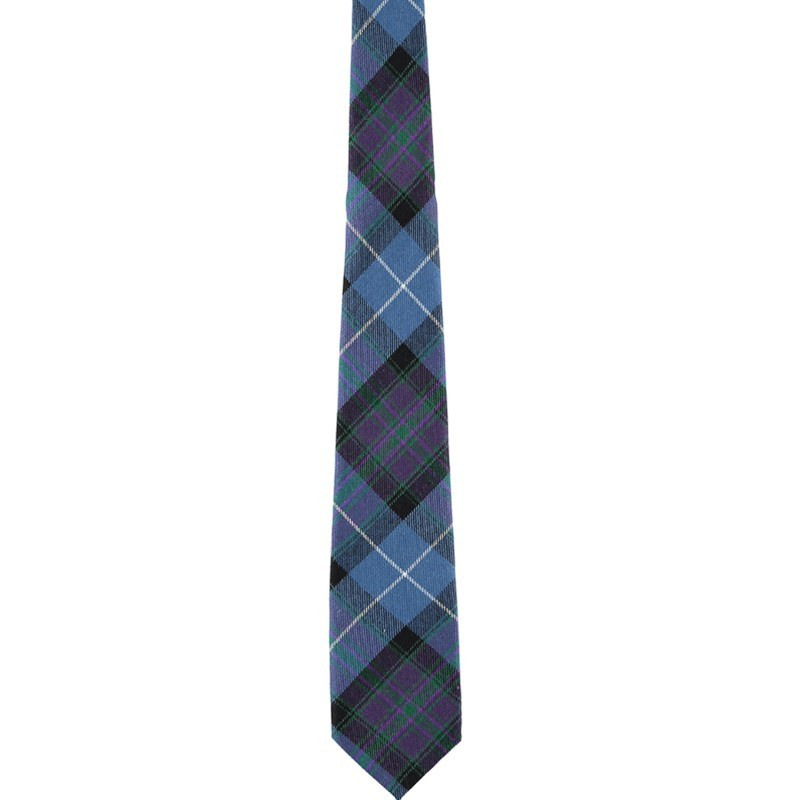 Pride of Scotland Wool Plaid Tie in Pride of Scotland Ancient