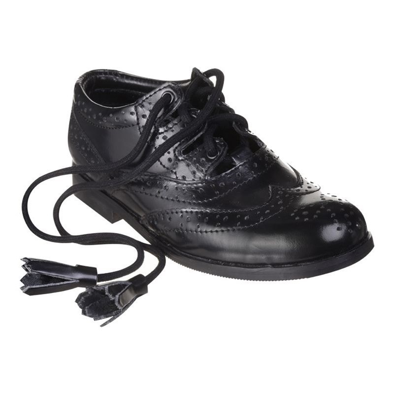 Boy's Ghillie Brogues/Kilt Shoes