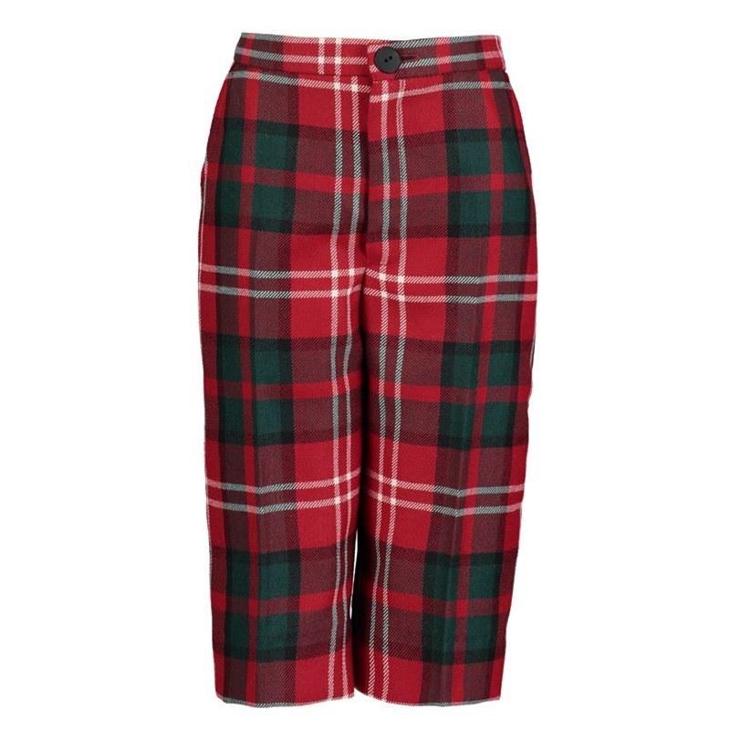 Boy's tartan shorts
