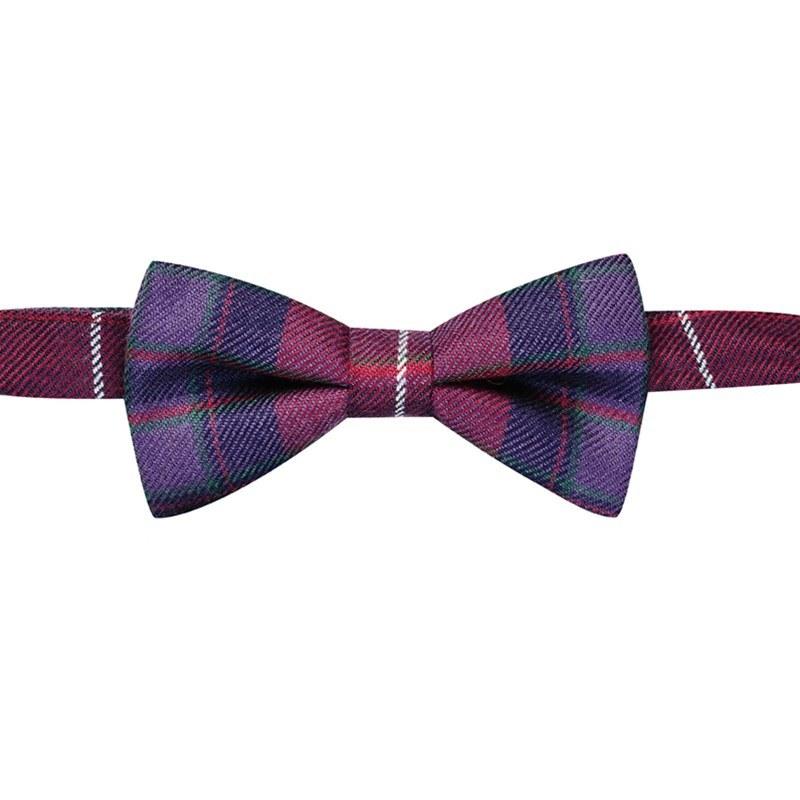 Noeud papillon laine ecossais en tartan Pride of Scotland in Pride Of Scotland National