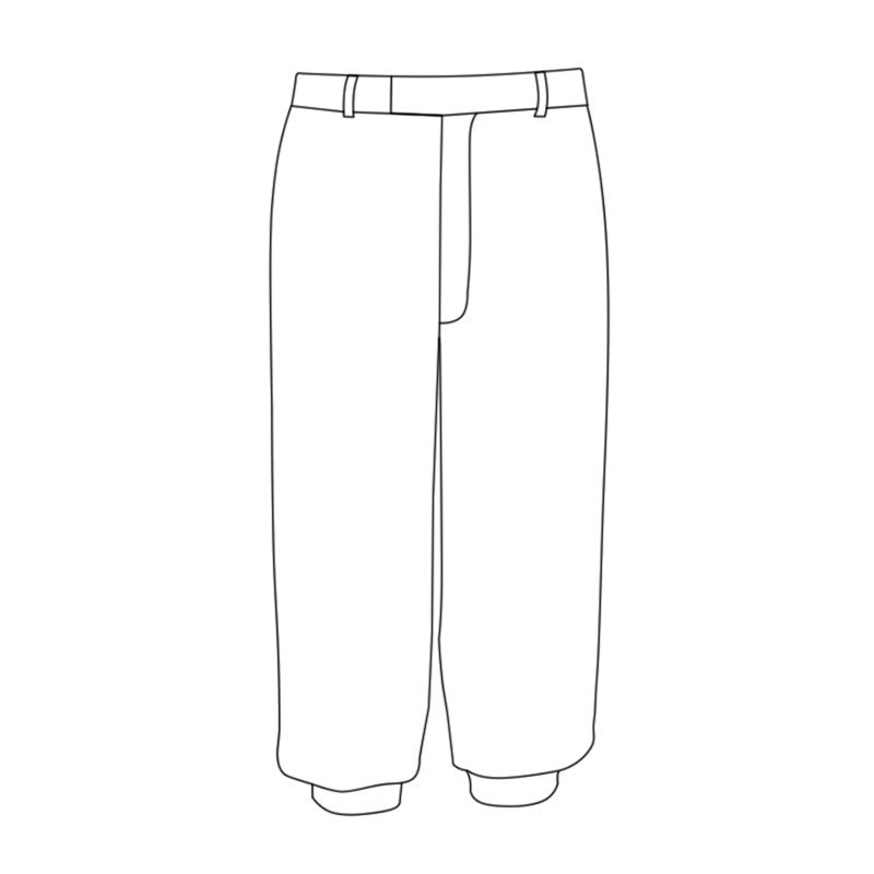Pantaloni a 3/4 (Plus Fours)