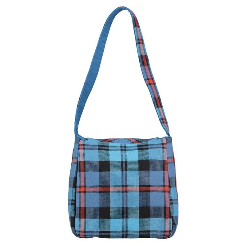 MacCorquodale Ancient Tartan Shoulder Bag Reverse