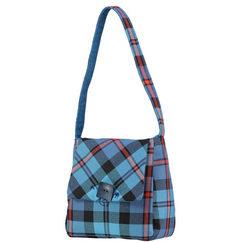 MacCorquodale Ancient Tartan Shoulder Bag