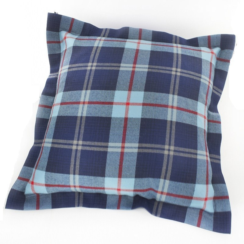 Help for Heroes Tartan Cushions in Help for Heroes