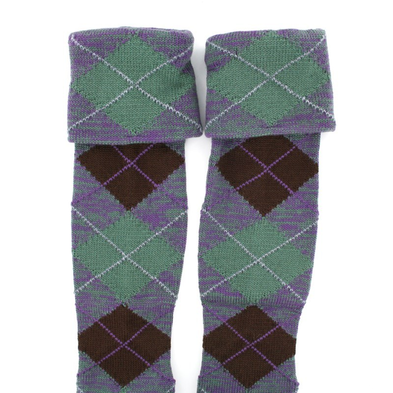 Chaussettes de kilt ecossais (Solde) in Isle Of Skye