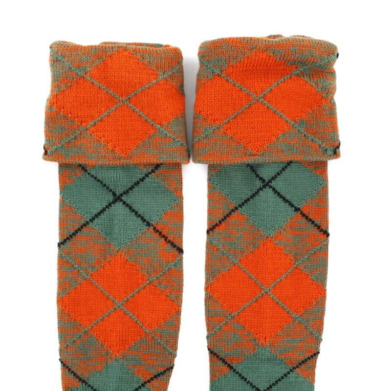 Tartan Kilt Socken (Angebot) in Drummond Ancient