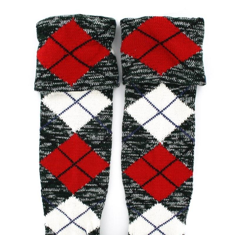 Tartan Kilt Socken (Angebot) in MacDuff Dress Modern