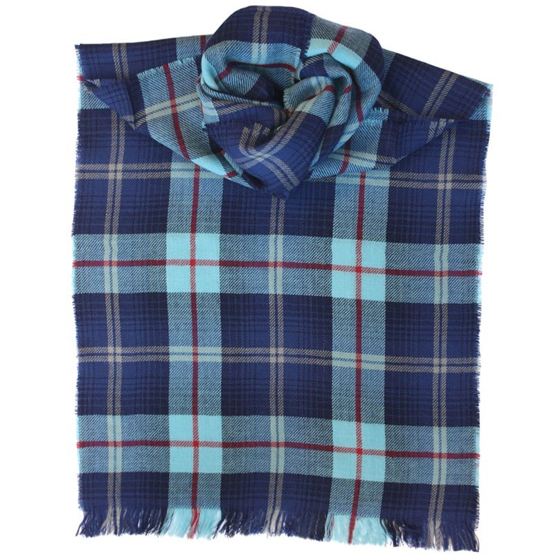Fin stola in tartan di lana Help for Heroes