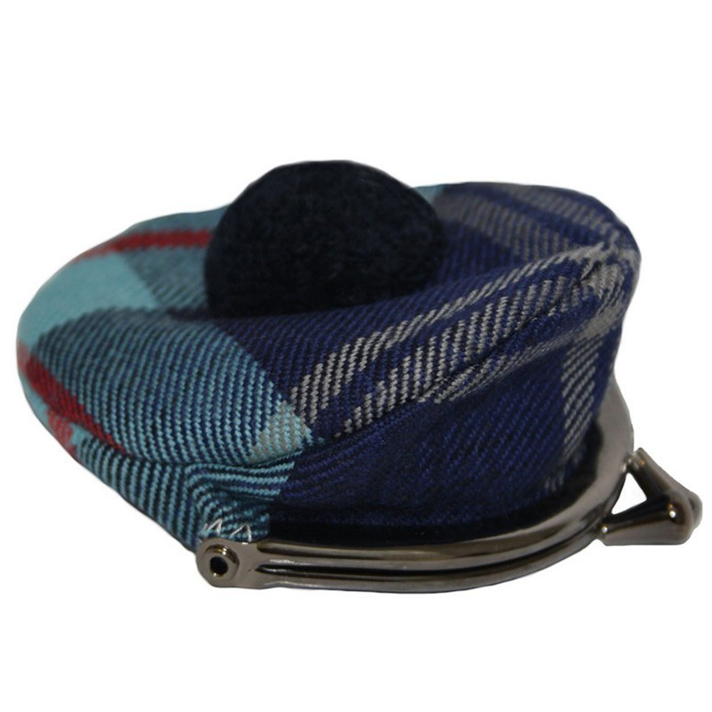 Help for Heroes Tartan Purse in Help for Heroes