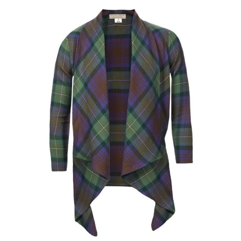 Plaid Kerry Jacket in Isle of Skye