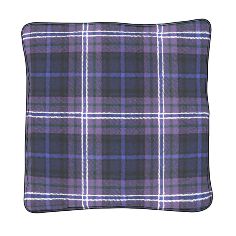 Piped Edge Pillow Covers in Scotland Forever